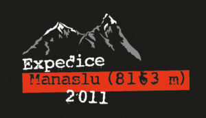 logo Expedice Manaslu 2011 (8163 m)