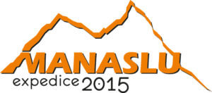 logo Expedice Namáslu 2015 (Manaslu 8136 m)