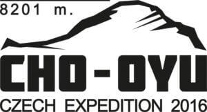 logo Expedice Cho Oyu 2016 (Tyrkysová bohyně 8201 m)