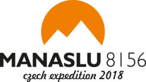 logo Czech Expedition 2018 / Manaslu (8156 m)