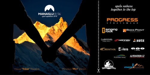Czech Expedition 2018 / Manaslu (8156 m)