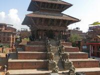 Baktapur – jedno zkrálovských měst vúdolí Kathamandu. Další kouzelné místo. Sice trochu dál, ale zanávštěvu stojí.