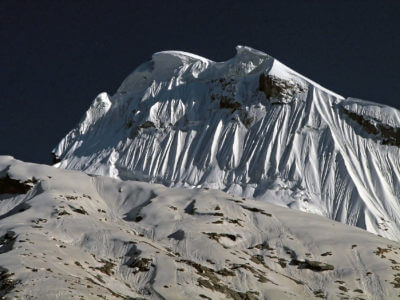 Některé kopce mají tu smůlu, že nejsou 8 000m vysoké. Ale ta nádhera…