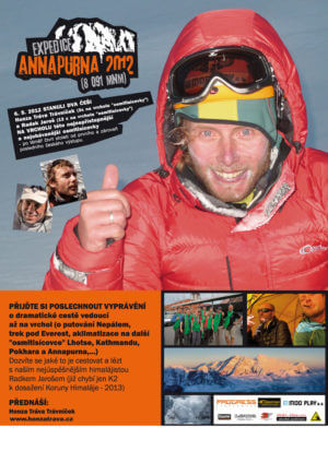 Expedice Annapurna 2012 (8091 m)