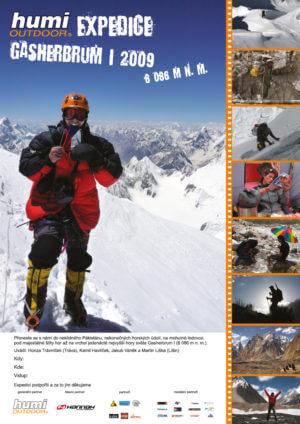 Expedice Gasherbrum I 2009 (8086 m)
