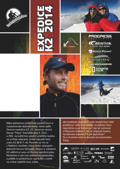 Expedice K2 2014 (8611 m)
