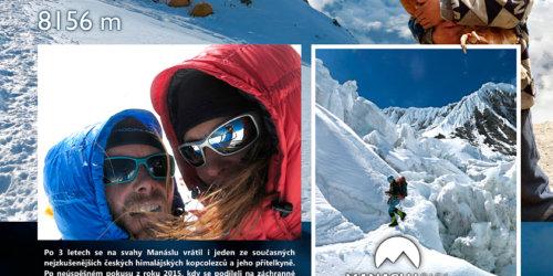Czech Expedition 2018 / Manaslu (8156 m)