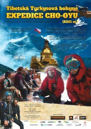 Expedice Cho Oyu (8201 m) -Tibetská Tyrkysová bohyně