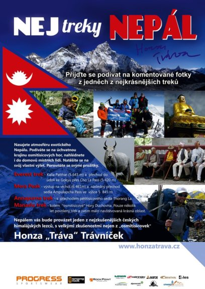 Treky, výlety a další nejen extrémní dobrodružství... třeba NEJ treky Nepál