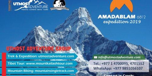 Expedice Ama Dablam 2019