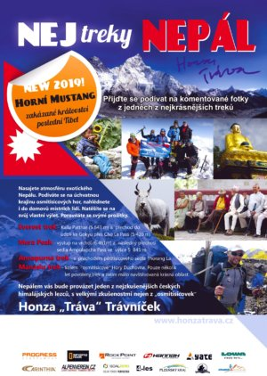 NEJ treky v Nepálu - Manáslu, Gokyo, Annapurna, Horní Mustang, ...