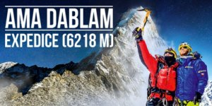 Nej treky Nepálu / Expedice Ama Dablam
